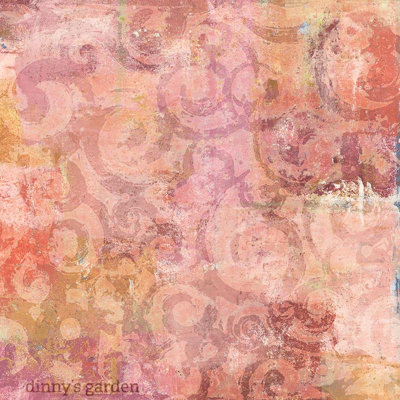 dinny's garden | digital paper